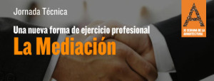 Participamos en la Jornada Técnica sobre Mediación en el COAM