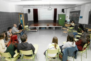 Cada día son más los centros educativos que optan por la mediación