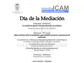 Día de la Mediación en el ICAM