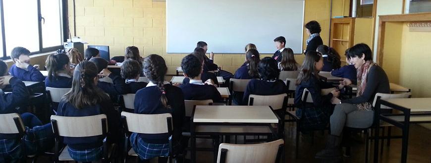 mediaciones escolares grupales