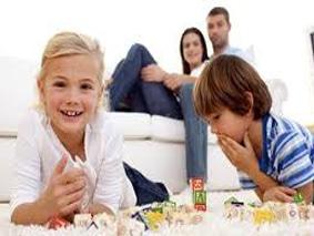 mediar en familia con los hijos