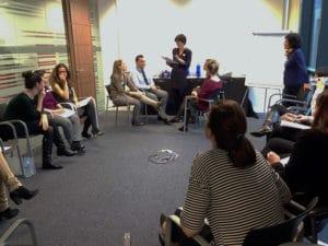 Trabajando los pequeños conflictos interdepartamentales