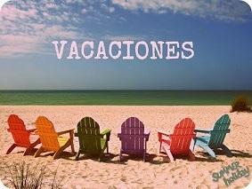 Vacaciones y buenos propósitos
