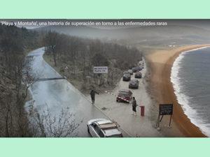 El cortometraje 'Playa y montaña'