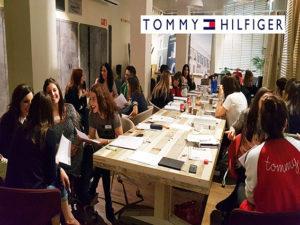 Un éxito la última formación en Tommy Hilfiger