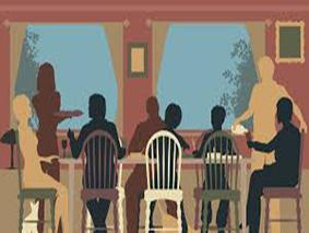 Reunión semanal como receta para conseguir una familia feliz
