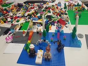 Lego Serious Play y mediación.
