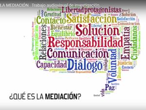 El vídeo que nos ayuda a saber ¿Qué es la mediación?