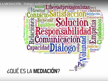 vídeo ¿Qué es la mediación?