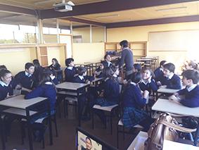 Mediación escolar en centros educativos. ¿Hacemos las paces?