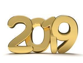 2019: Bienvenida a un nuevo año