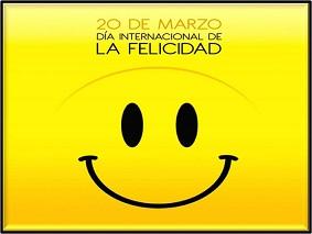 día de la felicidad