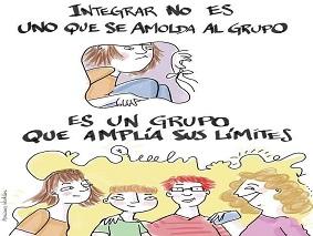 integración